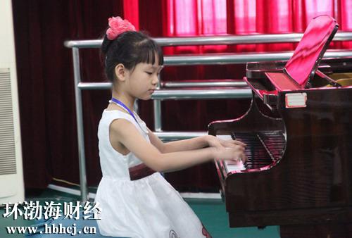 全国少年儿童钢琴比赛